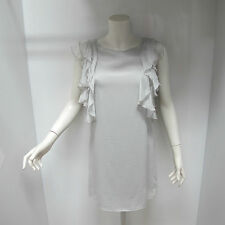 EUROPEAN CULTURE vestido mujer sin mangas mod.1850 col.GRIGIO t. XL verano 2015