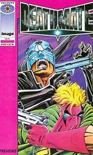 Deathmate Preview - Preview Comics (Valiant Comics)