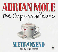 Adrian Mole: The Cappuccino Years by Sue Townsend (Audiobook CD)