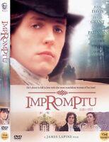Impromptu (1991, James Lapine) DVD NEW