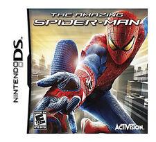 The Amazing Spider-Man (Nintendo DS) Lite Dsi xl 2ds 3ds XL spiderman