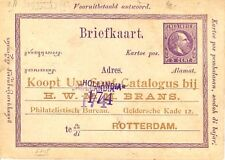 NED INDIE-DUTCH INDIES  PS  CARD=SENF RECLAME!!!  F/ VF