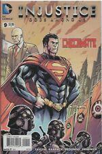 INJUSTICE Gods Among Us #9 - Back Issue (S)