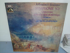 33 Tours - Johannes Brahms - Otto Klemperer - 1973