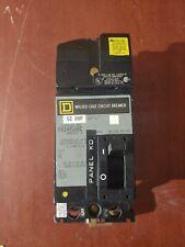 Square D Fa24050Bc, 50 Amp 2 Pole 480 Volt Circuit Breaker