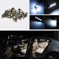 20×White Error Free SMD Interior LED Light Kit for VW MK4 Golf GTI Jetta 99-05 #