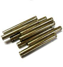 L11323 1/10 Acero Rc suspensión pivote Pin Semieje 10 Custom construir 3 Mm X 25 Mm