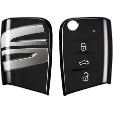 SEAT Klapp Schlüssel Key Cover Leon 5F Ibiza 6J 6P Ateca Schlüsselcover Hülle