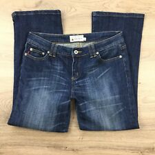 Jag Bondi Stretch Straight Cropped Size 14 Women's Jeans W32 L27 (CE15)