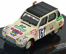 1/43 ixo citroen dyane n167 sandron alberto rallye paris dakar 1979 livr domicil