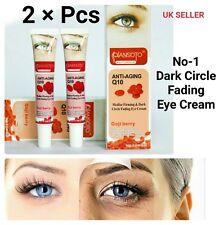 2×pcs Fading Cream Wrinkle Eye Bags Dark Circles Skin Clarifying Firming Lifting