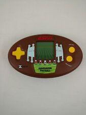 Espn Gridiron Football Electronic Handheld Game Zizzle 2007 Tested & Work Mint