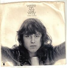 HODGE, Chris  (We're On Our Way)  Apple 1850 + Picture Sleeve