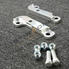 Pair Drift Lock Kit Adapter About 25% -30% Increase Turn Angles For BMW E46 & M3