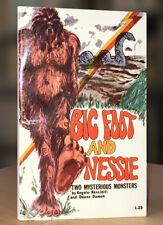 Rare Bigfoot and Nessie: Two Mysterious