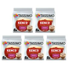 Tassimo Kenco Mocha Pack of 5 (Total of 40 Coffee Pods)