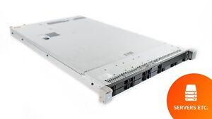 HP PROLIANT DL360 G9 GEN9 1x INTEL XEON E5-2690 V3, 8GB DDR4 RAM, P440AR 2GB