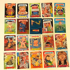 GARBAGE PAIL KIDS MIXED LOT trading cards 2004 topps 20 foil gold blue sticker 1