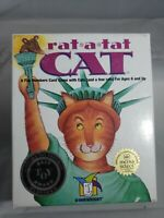 Rat A Tat Cat Fun Numbers Learning Card Game Cats And A Few Rats