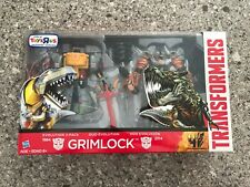 Transformers GRIMLOCK 1984/2014 Evolution 2-Pack Toys R Us Exclusive New Sealed