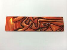 """Kirinite: Tigre du Bengale 1/8"""" 6"""" x 1.5"""" échelles pour travail du bois, knife Making"""