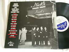 EDDIE CONDON Town Hall Concerts Vol 2 Bobby Hackett Bill Harris Gene Krupa 2 LP