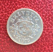 Suisse -  Très Jolie monnaie de  10 Rappen  1873