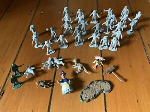 🔥🌈 Bundle Figurines Soldiers Medium Age WW2 Napoleonic. 🦖 🔥🌈