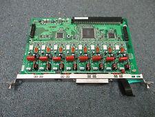 Panasonic KX-TDA 100 & 200 KX-TDA0180 LCOT8 - 8 Port Analog Trunk Expansion Card