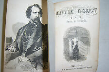 LITTLE DORRIT By Charles Dickens. Peterson's Uniform Edition. circa 1870.
