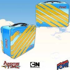Adventure Time Wrap Around Jake Tin Tote New