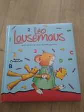 Leo Lausemaus will nicht in den Kindergarten Kinder Buch