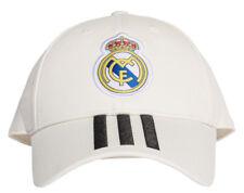 Adidas Football Chapeau Real Madrid Rayures Casquette blanche Ronaldo