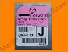 Mazda 6 Airbag Ecu Reset - Crash Data Reset
