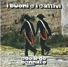 BENNATO EDOARDO I BUONI E I CATTIVI VINILE LP NUOVO SIGILLATO !