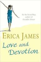 """""""VERY GOOD"""" Love and Devotion, James, Erica, Book"""