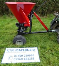 KTM Machinery 6 BAG FERTILISER ATV NEW FREE UK Mainland Delivery