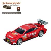 Carrera CA64042 Audi A5 DTM No.20 M Molina Slot Car 1:43 Scale