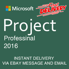 ms-project 2016
