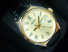 POLET POLJOT 23 Jewels Automatic NEW CONDITION Vintage Russian USSR Mens WATCH