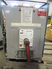 Ge Tc4040Tte1Cr, 4000A W/ Sub-Structure Cradle- W/ Test Report