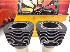"00-10 OEM Harley Davidson 96ci Engine Cylinders Jugs 3.750"""