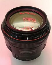Canon EF 50mm f1.0 USM L Series Lens Trusted USA Seller!