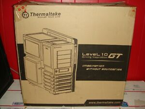 Thermaltake Level 10 GT Snow Edition full tower extended ATX Gaming Case TV283