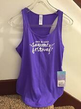 NWT Ivivva By Lululemon Stretch Your Goals Singlet Tank 14 HPRP/CTCL READ SHIP
