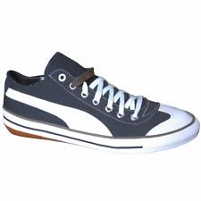 Chaussure puma 917 Low midnignt navy blue enfant 345391