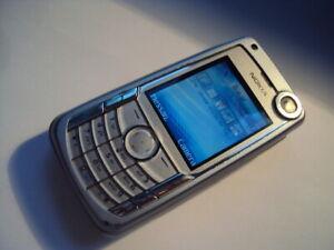 ORIGINAL SENIOR RETRO  EMERGENCY   NOKIA 6680 UNLOCKED  2G,3G,4G,5G SIM