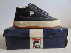 Vintage 80 90 FILA Roulette CVS 40 7 Shoes Scarpe Sneakers 1997 Skate