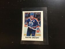 OPC 1987-88 Minis Wayne Gretzky 13