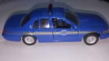 1:43 1999 Ford Crown Victoria Inteceptor POLICE CAR - Minneapolis Maryland Logo